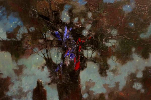 Yuri Mikhailovich Chernukha. Gethsemane