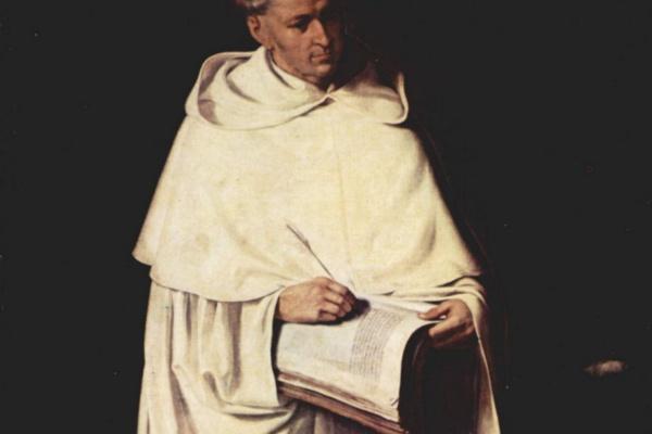 Francisco de Zurbaran. Francisco Zumel
