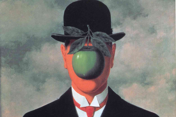 Рене Магритт. Великая война