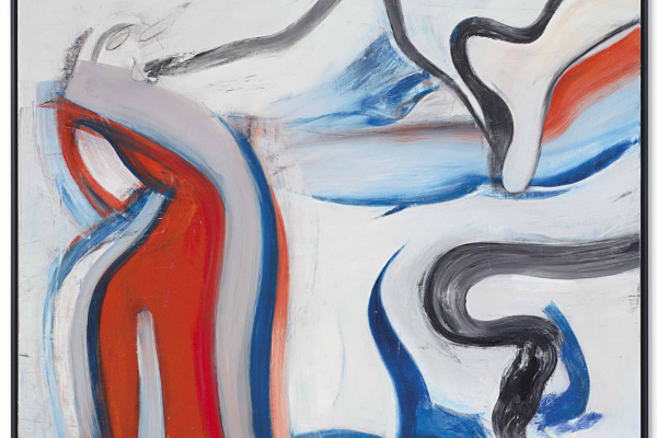 Willem de Kuning. Untitled XIX