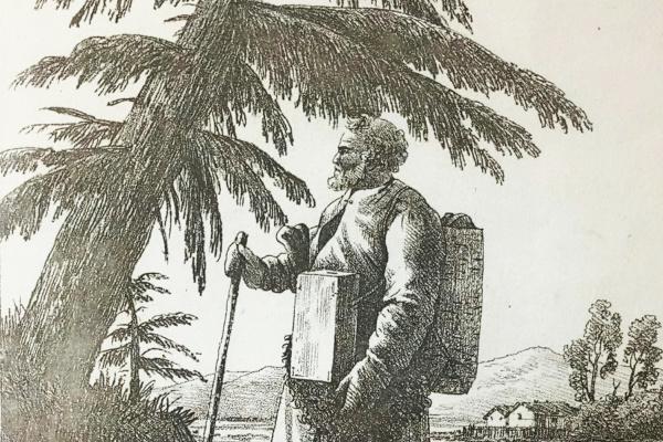 Andrei Efimovich Martynov. The tax collector