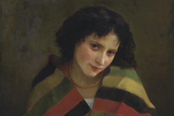 Адольф Вильям Бугро. Зябко