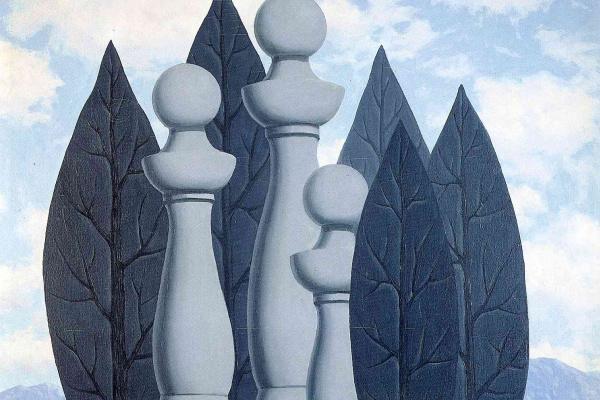 Рене Магритт. Искусство беседы
