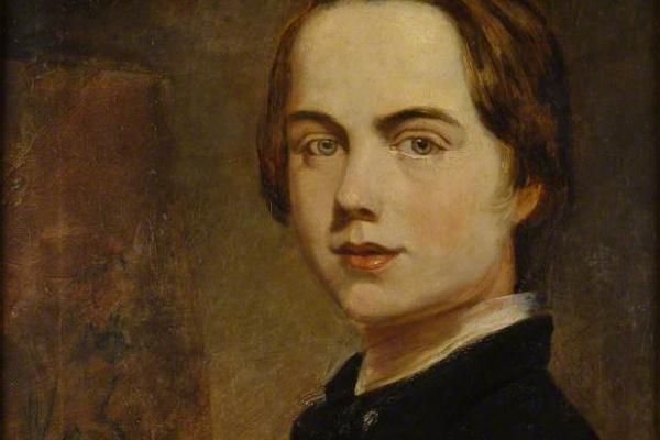 Уильям Холман Хант. Автопортрет в 14 лет