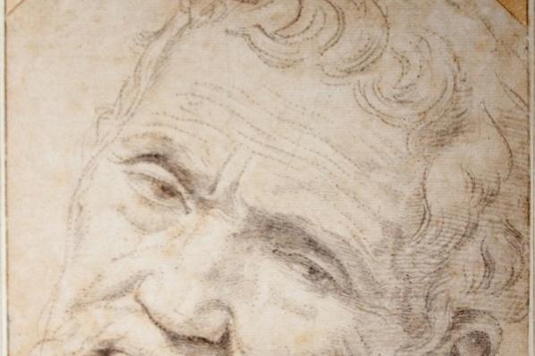 Даниэле да Вольтерра. Портрет Микеланджело