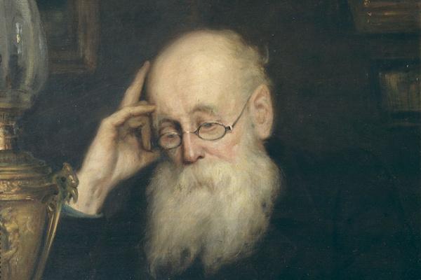 Григорий Григорьевич Мясоедов. Сам с собою, или Игра в шахматы