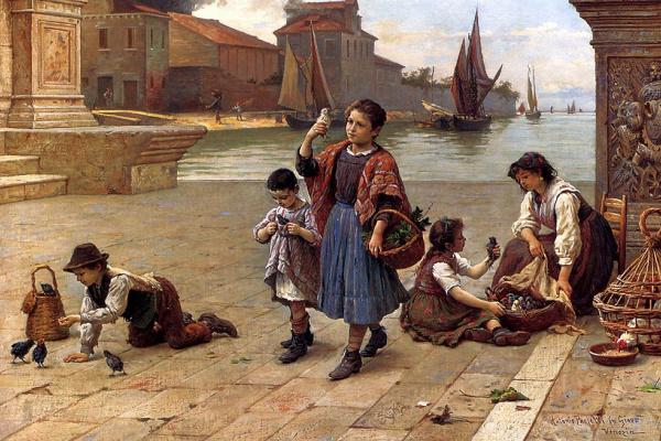 Антонио Паолетти. Венеция