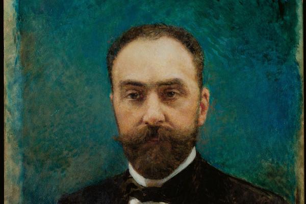 Леон Жозеф Флорантен Бонна. Портрет Шарля Эфрусси
