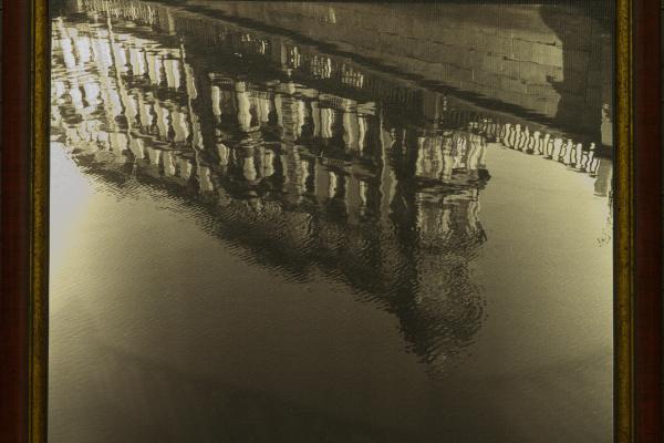 К. Грещук. Вода канала Грибоедова