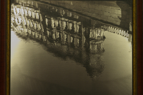 K. Grechuk. Water channel Griboyedov