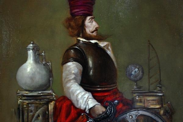 Арам Сафарян. Рыцарь