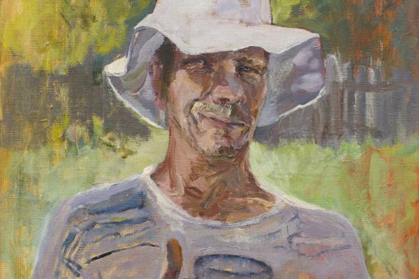 Валерий Васильевич Чевелев. Self-portrait