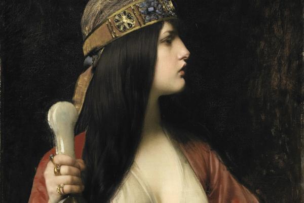 Jules Joseph Lefebvre. Judith. 1892
