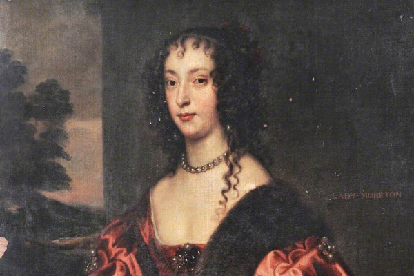 Антонис ван Дейк. Энн Вилльерс, леди Далкит, позже графиня Мортон