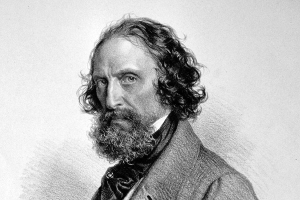 Joseph Krihuber. Self-portrait