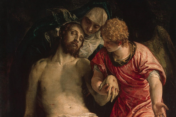 Paolo Veronese. Lamentation Of Christ