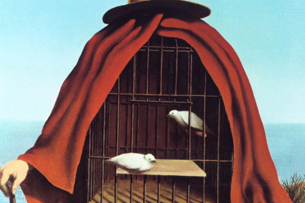 Rene Magritte. Therapist
