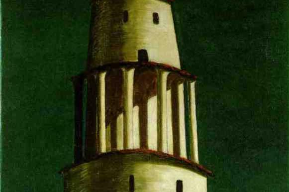 Джорджо де Кирико. Большая башня
