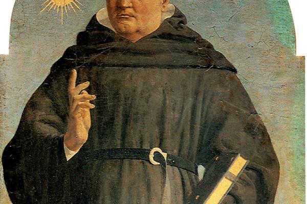 Пьеро делла Франческа. Святой Николай Толентинский