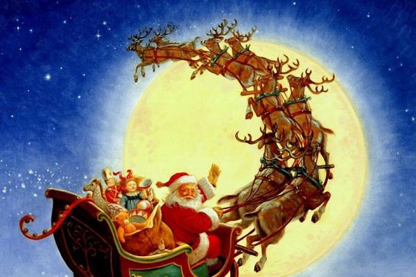 Рут Сандерсон. Санта Клаус