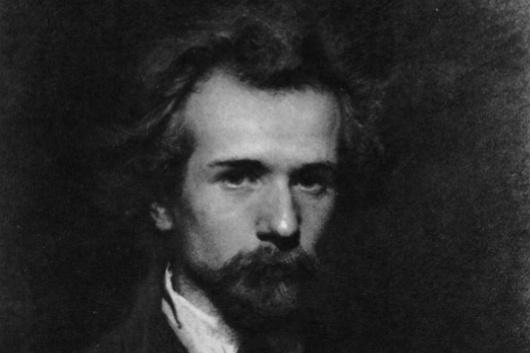 Иван Николаевич Крамской. Портрет П.П.Чистякова