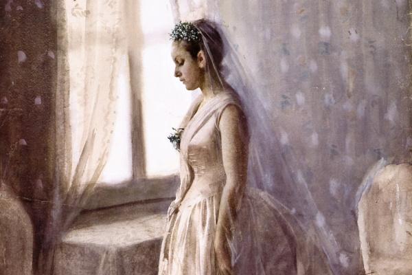 Андерс Цорн. Невеста