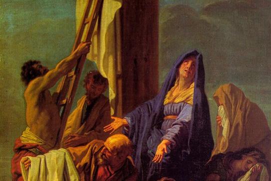 Недджио Джованетик. Оплакивание