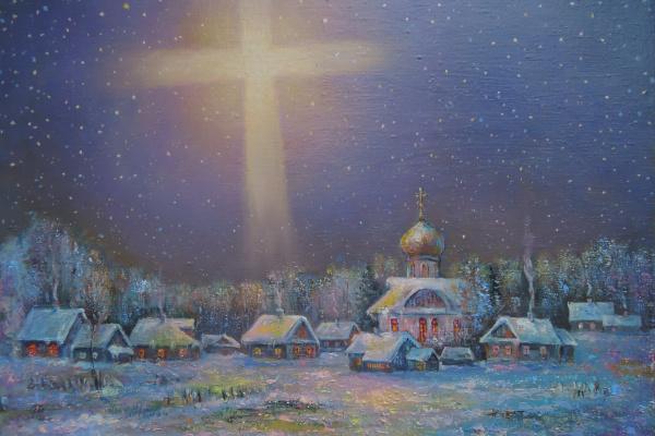 ВЛАДИМИР ЛУТЮК. Рождественская ночь