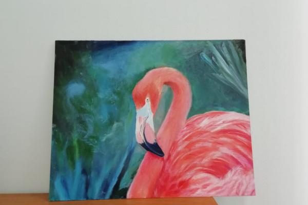 Natalia. Flamingo_Interior