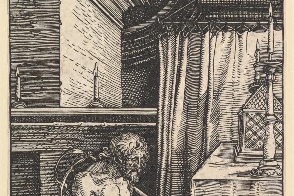 Альбрехт Дюрер. Покаяние