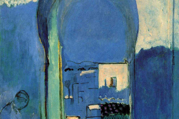 Henri Matisse. The entrance to the Kasbah