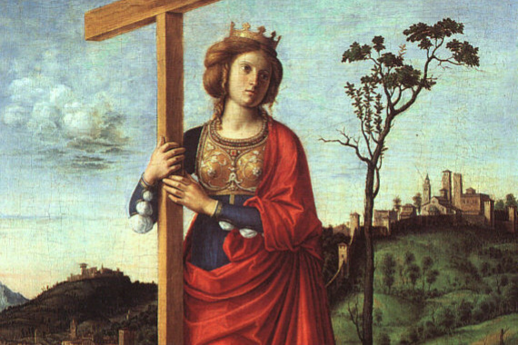 Giovanni Battista Cima da Conegliano. Saint Helen