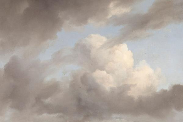 Якоб Исаакс ван Рейсдал. Пейзаж в окрестностях Харлема
