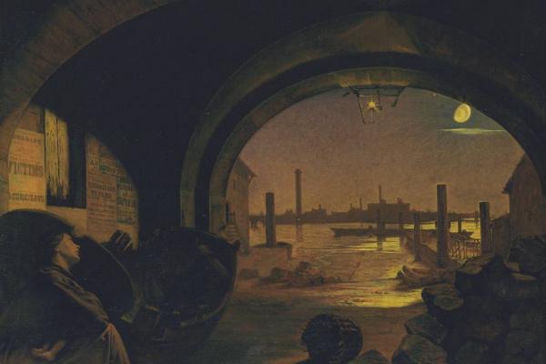 Август Леопольд Эгг. «Прошлое и настоящее» часть 3