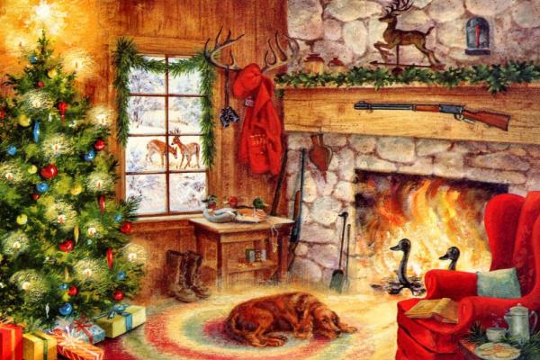 Ричард Барт. Ночь перед Рождеством