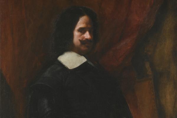 Juan Batista Martinez del Maso. Portrait of Diego Rodriguez de Silva and Velázquez