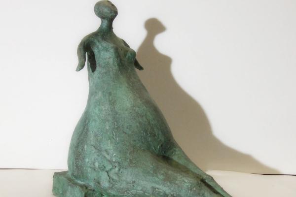 Yuri Shikin. Venus Paleolithic