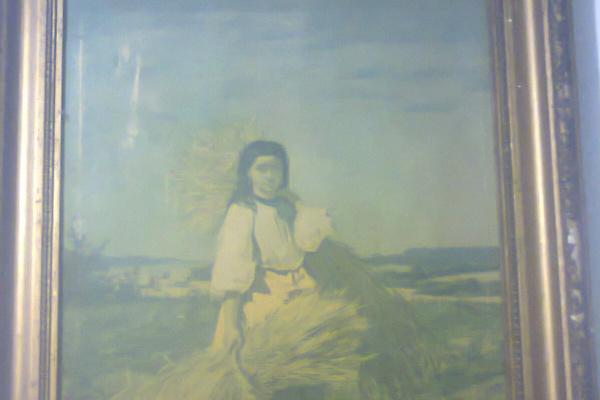 К.  Трусковский. Селянка