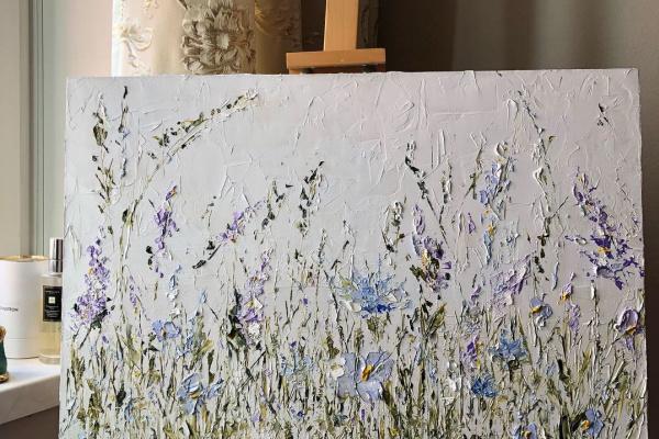 Yaroslav Rodionova. Provence lavender fields