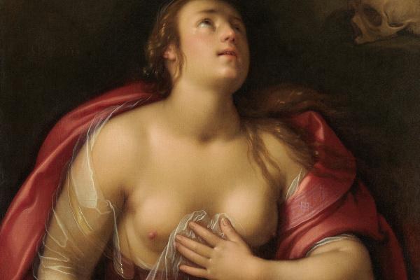 Cornelis van Haarlem. Maria Magdalena