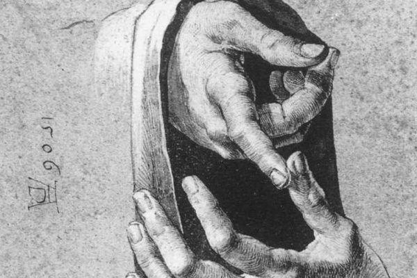 Альбрехт Дюрер. Руки