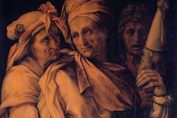 Francesco Salviati. Three fates