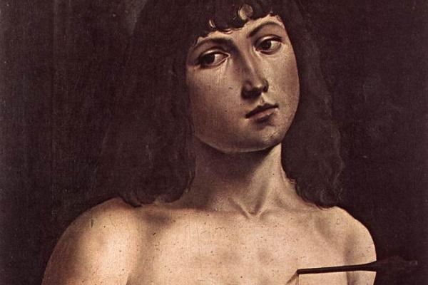 Лоренцо Коста. Святой Себастьян