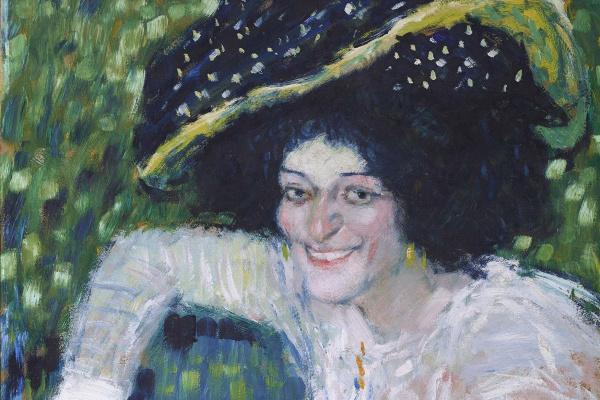 Пабло Пикассо. Улыбающаяся женщина