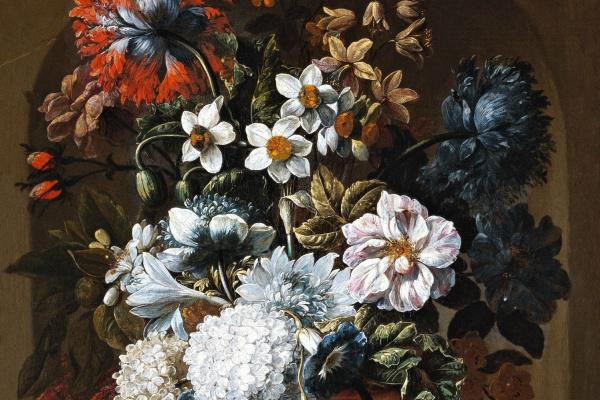 Gasper Peter Verbruggen Jr.. Flowers in a vase