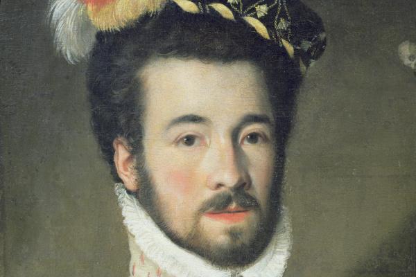 Софонисба Ангвиссола. Портрет мужчины (Гарсия Уртаво де Мендоза)