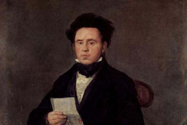 Франсиско Гойя. Хуан Батиста де Мугиро
