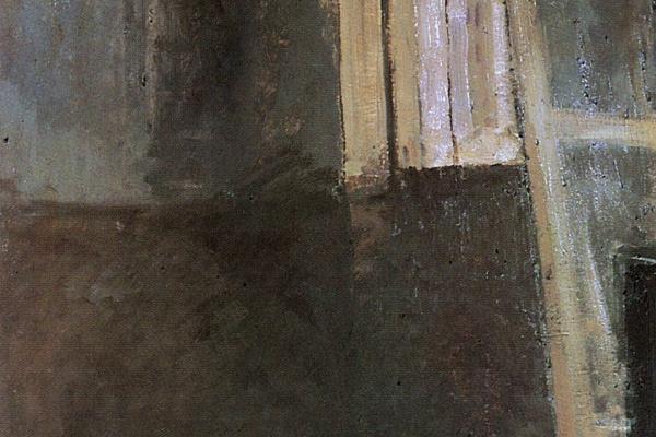 Константин Алексеевич Коровин. В мастерской художника