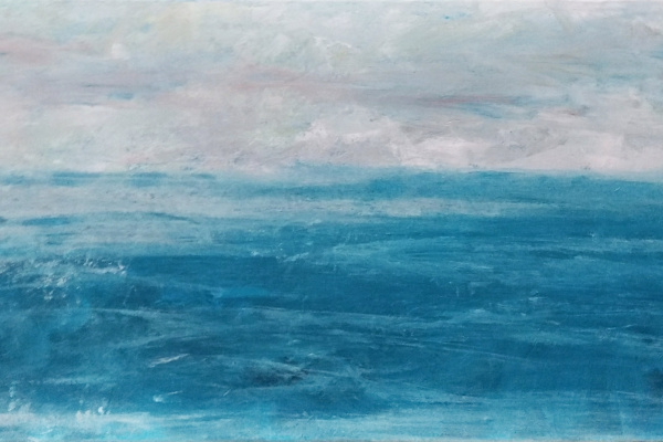 Liza myart. Wake up by the sea