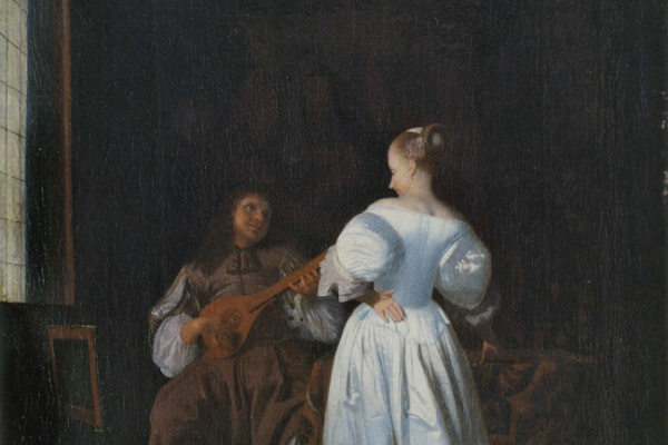 Jacob Lucas Ochterwelt. Die Serenade